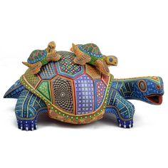 Manuel Cruz: Turtle and Babies