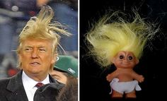 15 Things That Look Just Like Donald Trump. | Funny All The Time