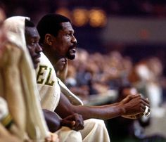 "On April 18, 1966 Bill Russell was named player-coach of the Boston Celtics upon Red Auerbach's retirement.  He became the first African American head coach in NBA history.  When asked about the position, Russell replied, ""I wasn't offered the job because I am a Negro, I was offered it because Red figured I could do it."""