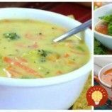 Archívy Polievky - Page 4 of 9 - To je nápad! Cheeseburger Chowder, Soup, Recipes, Crafts, Healthy Breakfasts, Juices, Manualidades, Recipies