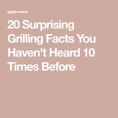 20 Surprising Grilling Facts You Haven't Heard 10 Times Before Arbonne Shake Recipes, Cooking Over Fire, Healthy Living Recipes, Grilling Tips, Meal Planning, Paleo, Yummy Food, Facts, Meals