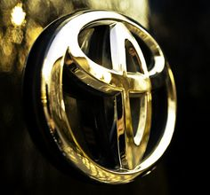 Toyota Motor..Emblemas