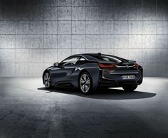 Nice BMW 2017: 2017 BMW I8 Protonic Dark Silver Special Edition Image... Car24 - World Bayers Check more at http://car24.top/2017/2017/04/25/bmw-2017-2017-bmw-i8-protonic-dark-silver-special-edition-image-car24-world-bayers/