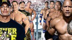 WWE.com: The Rock and John Cena: a lifetime in #WWE