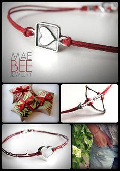 JewelryByMaeBee #bracelets = best gifts for the gals! www.jewelrybymaebee.etsy.com