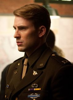 Steve Rogers (from Saige <3)