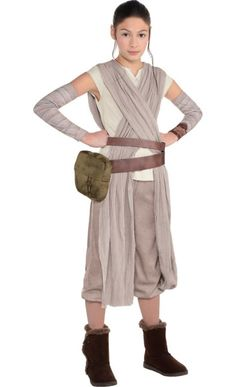 189 best costume ideas images on pinterest costume ideas costumes girls star wars 7 the force awakens rey costume party city solutioingenieria