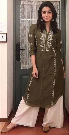 Indian pakistani kurta dress With dupatta pant Flared Top Tunic Set in Clothes, Shoes & Accessories, Women's Clothing, Dresses Indian Attire, Indian Wear, Indian Outfits, Kurta Designs Women, Salwar Designs, Pakistani Dress Design, Pakistani Dresses, Pakistani Kurta Designs, Indian Designer Suits
