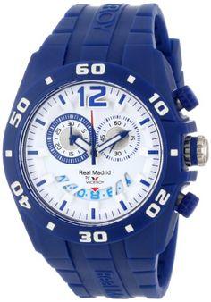 Reloj Viceroy Real Madrid 432853-35 Hombre Blanco #relojes #viceroy