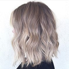 Lovely cool blonde  #americansalon