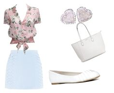 """""""formal but not"""" by n-butterfly ❤ liked on Polyvore featuring Cutie, Chanel and ALDO"""