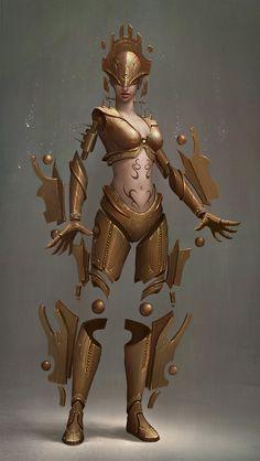 http://wiki.guildwars.com/images/7/78/%22F_Chronomancer_Standard%22_concept_art.jpg