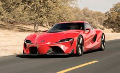 What!? The First Toyota FT-1 Concept Test Drive Is Available To Everyone (VIDEO)