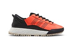 The Alexander Wang x adidas Hike Lo Releases on August - Nike Store Online Fashion Boots, Sneakers Fashion, Shoes Sneakers, Mens Fashion, Alexander Wang, Air Jordan, Toms Shoes For Men, Reebok, Nba