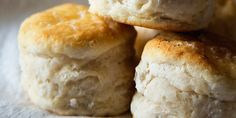 The Easiest Biscuits You'll Ever Make. Sharon Benton's Two-Ingredient Buttermilk Biscuits