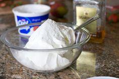 Pistachio and Amaretto Fruit Dip recipe pictures