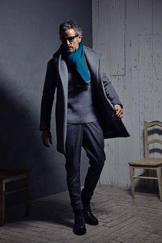 【至高のモデルカット!junhashimoto/ジュンハシモト・2015 AW スタイリングカット・その2☆そして、ドルチェ。】おはようございます☆昨日の... Gq Mens Style, Men Style Tips, Style Casual, Men Casual, Style Masculin, Latest Mens Fashion, Well Dressed Men, Business Fashion, Madrid