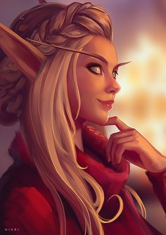 Daily World of Warcraft Art Board ^^ // Blizzard // wow // Hearthstone // Geek Warcraft Characters, Elf Characters, Dungeons And Dragons Characters, Fantasy Characters, World Of Warcraft, Warcraft Art, Fantasy Character Design, Character Inspiration, Character Art