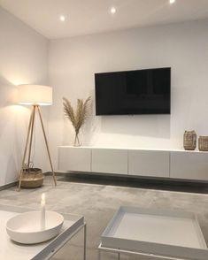 Living Room Decor Cozy, Home Living Room, Living Room Modern, Kitchen Living, Home Room Design, Home Interior Design, Apartment Interior, Apartment Living, Room Interior