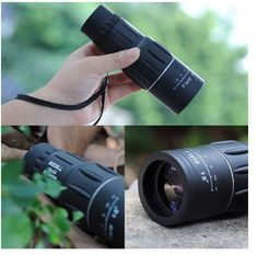 New 16 x 52 Dual Focus Zoom Optic Lens Armoring Monocular Telescope Outdoor