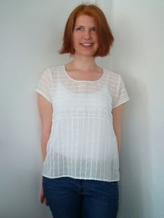 Here comes the Kat: It's done: The Scarlett O'Hara Scout Tee