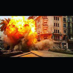 "17 mentions J'aime, 1 commentaires - Badr Es🔞 (@badr_es) sur Instagram: ""#explosion#movie#actors#studio#studiocity#behindthescenes#desertstorm#jackiechanproducoes#jackiechan"""
