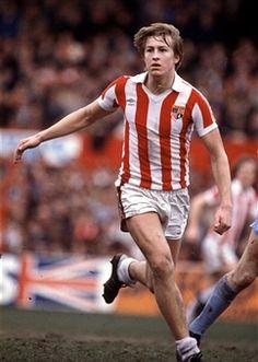 Lee Chapman Stoke City 1981
