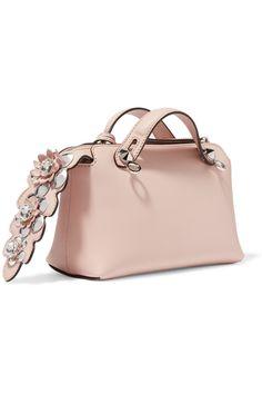 a67478051c Fendi - By The Way mini appliquéd leather shoulder bag