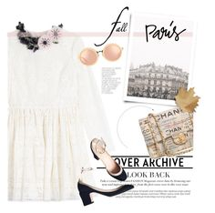 """Paris in the Fall"" by pippi-loves-music ❤ liked on Polyvore featuring Valentino, Chanel and fallgetaway"