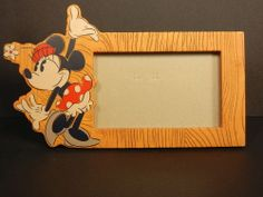 Disney Parks Minnie Mouse Picture Frame  $10.99    #1065