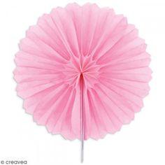Mini rosetón decorativo Rosa - 15 cm - 3 uds - Fotografía n°2
