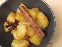 RECIPE: Roasted Pineapple  by homeorganicswordpress.com