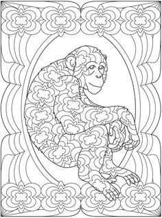 Coloring Pages On Pinterest Dover Publications