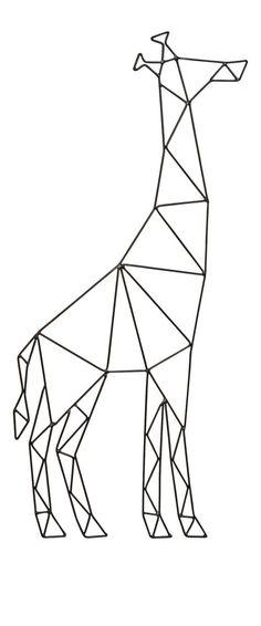 New origami drawing illustrations geometric animal ideas Tape Art, Washi Tape Wall, Masking Tape, Geometric Drawing, Geometric Art, Geometric Animal, Origami Design, Origami Art, Oragami