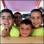 Prayerline Online - Where Palestinian Christians are persecuted Heavily a school to bridge young Christians has bravely been created.