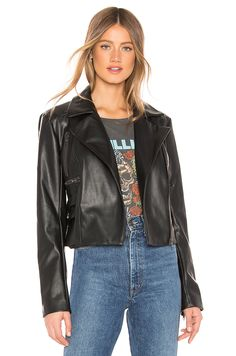 2be8097a7 online shopping for Callie Moto Jacket Lovers + Friends - Women's fashion  Coats Jackets from top store. See new offer for Callie Moto Jacket Lovers +  ...