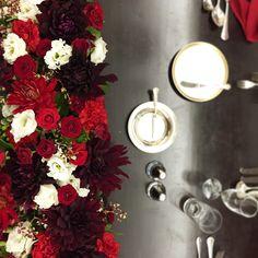 メインテーブル/ ウェディング / 結婚式 / オリジナルウェディング/ オーダーメイド結婚式