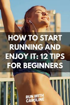 How to start running and enjoy it: 12 tips for beginners - Run With Caroline How To Start Running, Up And Running, Proper Running Form, Beginners Guide To Running, Cool Down Stretches, 5k Training Plan, Running Routine, Couch To 5k, Running Motivation