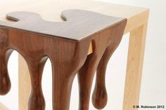 Fusion table by Matthew Robinson