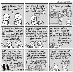 The Elephant in the Room: why #blacklivesmatter at Bay Witch Musings