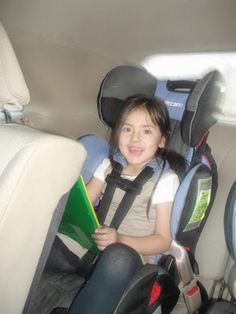 Great blog on car seat safety. I am guilty of many of these things. Good to know stuff for the most important passengers!