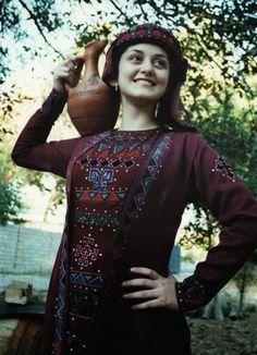 Meskhetian Turkic Girl (Ahıska)