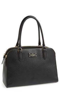 Free shipping and returns on kate spade new york 'grove court - barton' satchel at Nordstrom.com. A crisp color-blocked finish refreshes the vintage silhouette of a structured satchel topped with smooth, rolled carry handles.