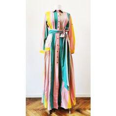 Rochie lungain dungi, cu maneci lungi, accesorizata cu cordon in talie Wrap Dress, Dresses, Fashion, Vestidos, Moda, Wrap Around Dress, Wrap Dresses, Fasion, Dress