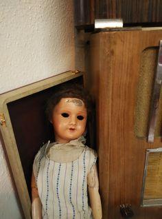 La tristeza hecha muñeca