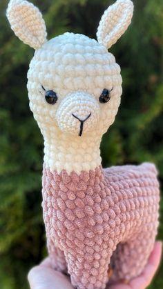 Crochet Animal Patterns, Crochet Patterns Amigurumi, Stuffed Animal Patterns, Amigurumi Doll, Crochet Animals, Crochet Dolls, Doll Patterns, Stuffed Animals, Bear Patterns