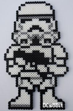 Stormtrooper Perler