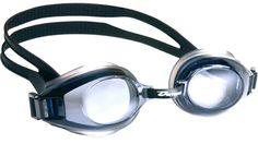 Lunettes de natation avec oculaires de forme ovale et de taille  polyvalente, nez réglable, e8b6a843c49d