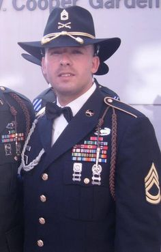 Our Hero is SFC Shawn Suzch he was KIA March 10, 2008 in Bagdah Iraq. Our daughter was only 6 month old when he was killed. There is not one day what goes by where we don't think of him, miss or talk about him. He enjoyed life and his friends and Soldiers where more then that they where his (our) family. -Angela