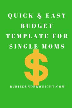 This budgeting for beginners blog post educates single moms on the steps to becoming financially stable.